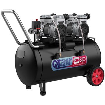 04383 SIP QT100/10 OIL FREE LOW NOISE COMPRESSOR