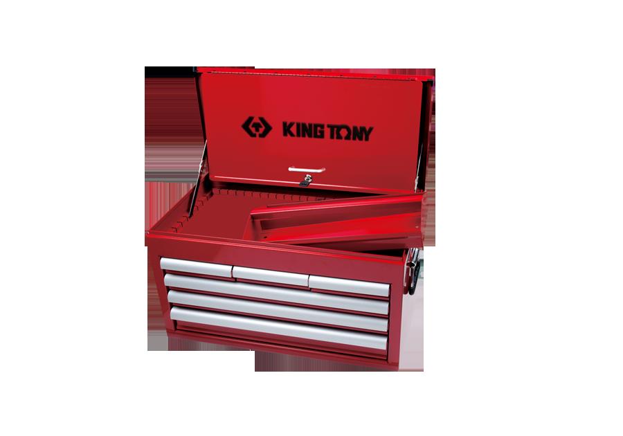 KING TONY 87411-6B 6 DRAWER TOOL CHEST
